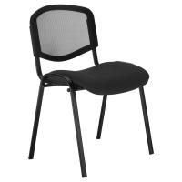 Welcome mesh tuoli musta (laatikko)